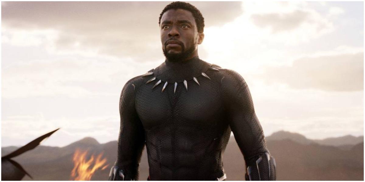 Chadwick Boseman, o Pantera Negra, morreu (Foto: Reprodução)