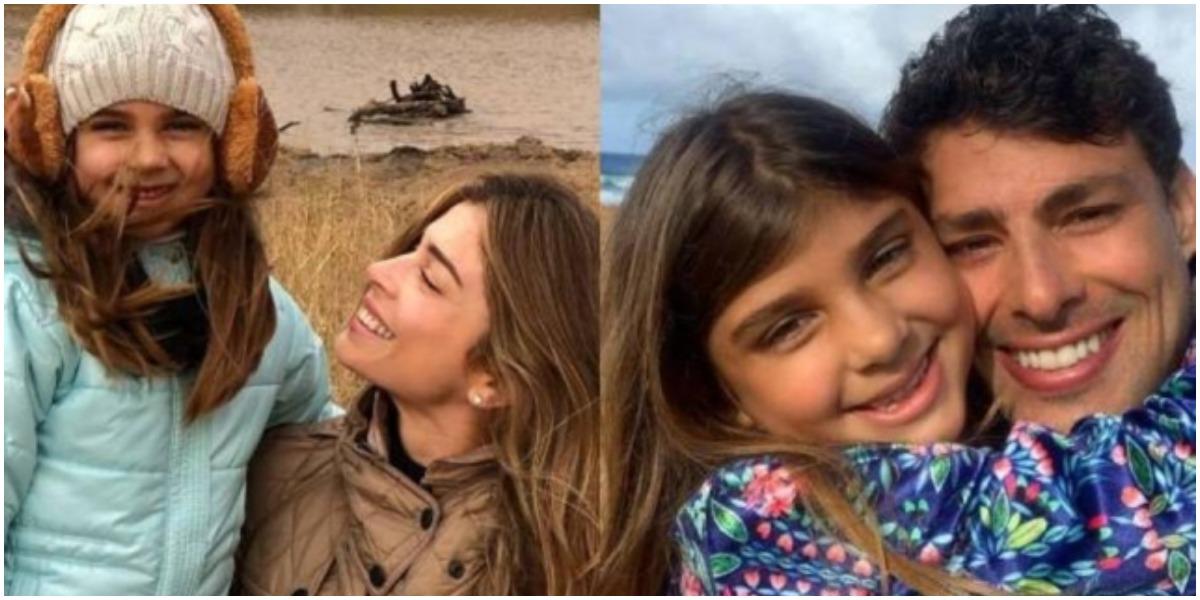Filha de Grazi Massafera e Cauã Reymond vai despontar como atriz (Foto: Reprodução/ Montagem)
