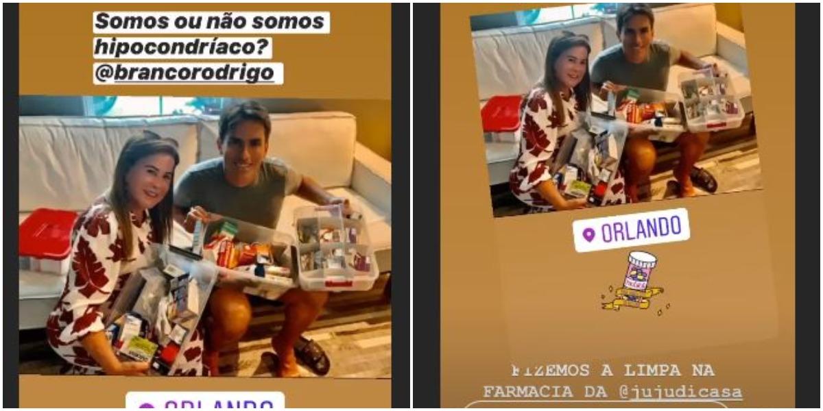 Zilu assume vício e se expõe (Foto: Instagram)