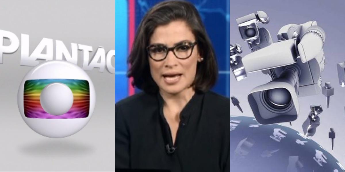 Plantão da Globo costuma assustar brasileiros (Foto: Reprodução/TV Globo)