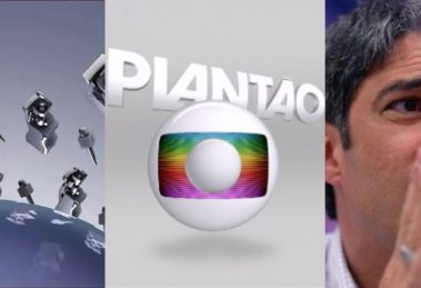 Plantão Globo (Foto: Reprodução/TV Globo)
