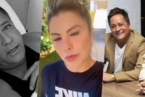 Poliana Rocha e Leonardo são casados (Foto: montagem)