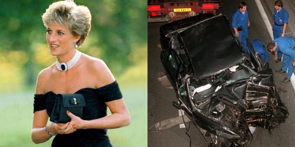 No aniversário da morte de Diana, real causa da tragédia vem à tona (Foto: Reprodução)