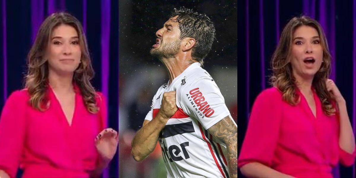 Rebeca Abravanel e Alexandre Pato estão casados há 1 ano (Foto: Reprodução/SBT/Instagram)