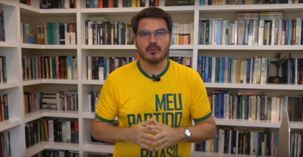 Rodrigo Constantino é contratado pela Record (Foto: Reprodução/Youtube)