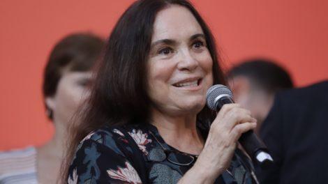 Regina Duarte causou polêmica em Secretaria da Cultura - Foto: Reprodução