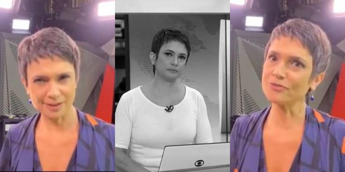 Sandra Annenberg é apresentadora do Globo Repórter atualmente (Foto: Reprodução/Instagram/TV Globo)