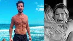 Sandro Pedroso foi casado com Jéssica Costa (Foto: Reprodução/Instagram)