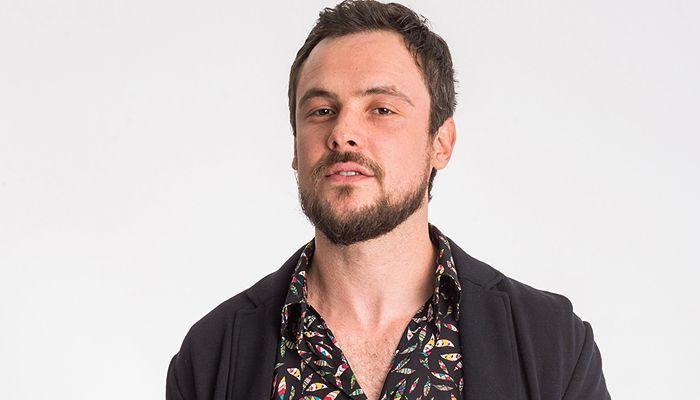 O ator Sérgio Guizé (Foto: Divulgação)