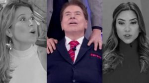Silvio Santos é pai de Rebeca Abravanel e Patrícia Abravanel (Foto: Reprodução/SBT/YouTube)