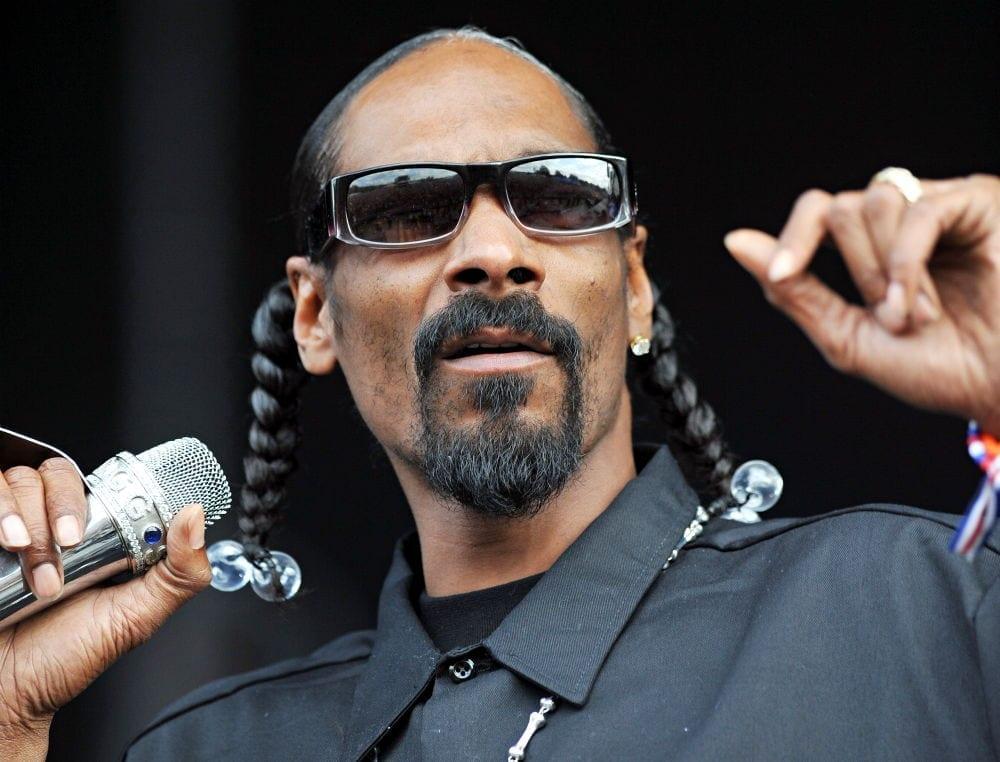 Snoop Dogg afirma que na casa das Kardashians existe algo muito estranho (Foto: Reprodução)