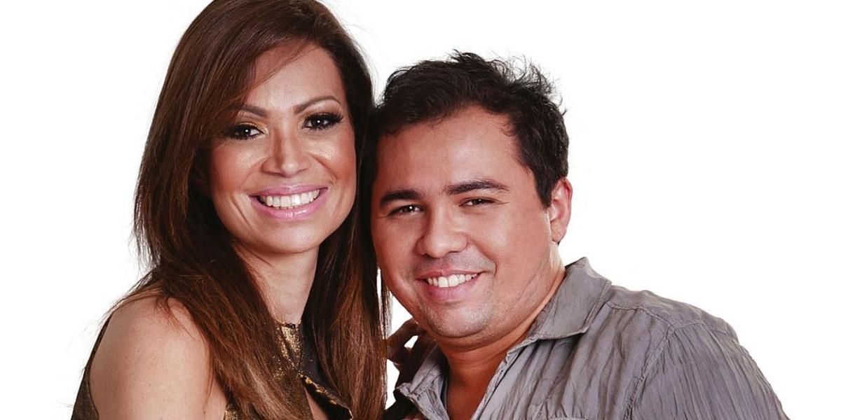 Solange Almeida e Xand Avião se tornaram inimigos (Foto: Divulgação)