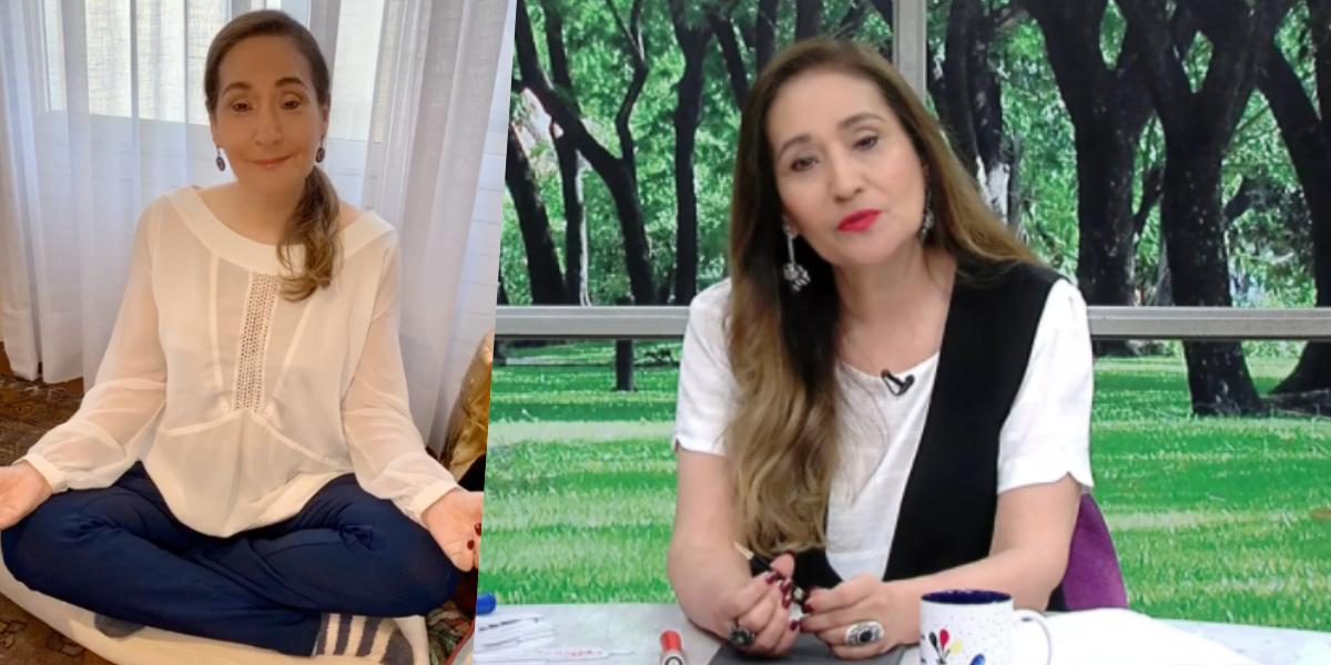 Sonia Abrão comanda o A Tarde é Sua na RedeTV! (Foto montagem)