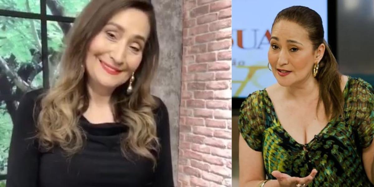 Sonia Abrão é apresentadora do A Tarde é Sua (Foto: Reprodução/Instagram/RedeTV!)