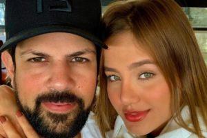 Sorocaba voltou a aparecer com a esposa, Biah Rodrigues (Foto: Reprodução)
