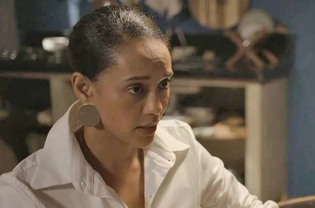 Taís Araújo como a Vitória da novela Amor de Mãe - Foto: Reprodução