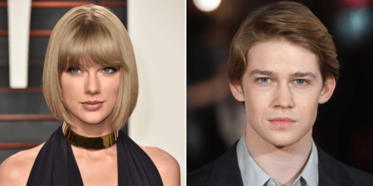 Taylor Swift e Joe Alwyn (Foto: Reprodução)