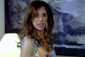 Tereza Cristina na novela Fina Estampa - Foto: Reprodução