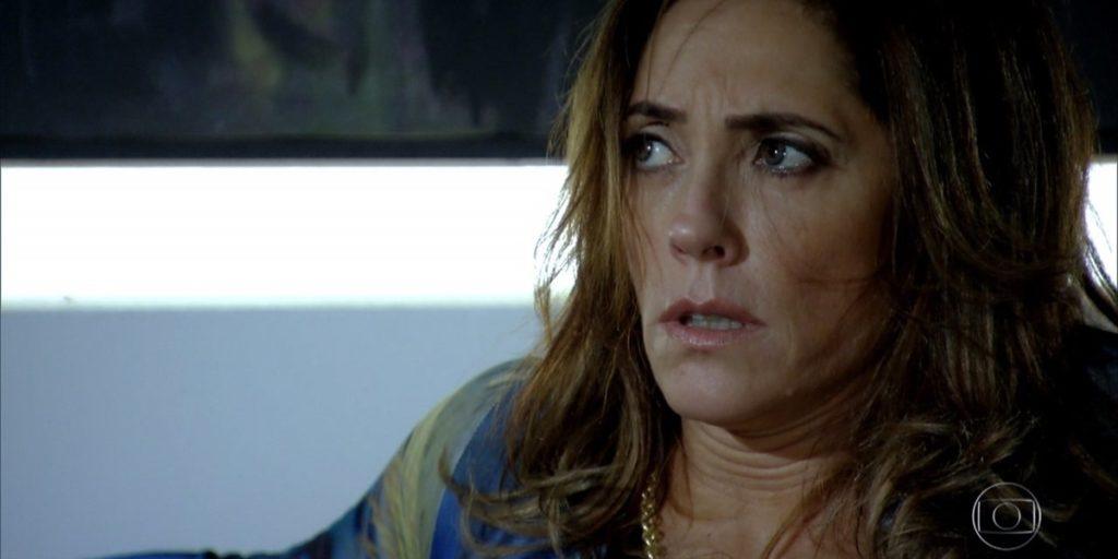 Tereza Cristina (Christiane Torloni) em cena de Fina Estampa. (Foto: Reprodução)