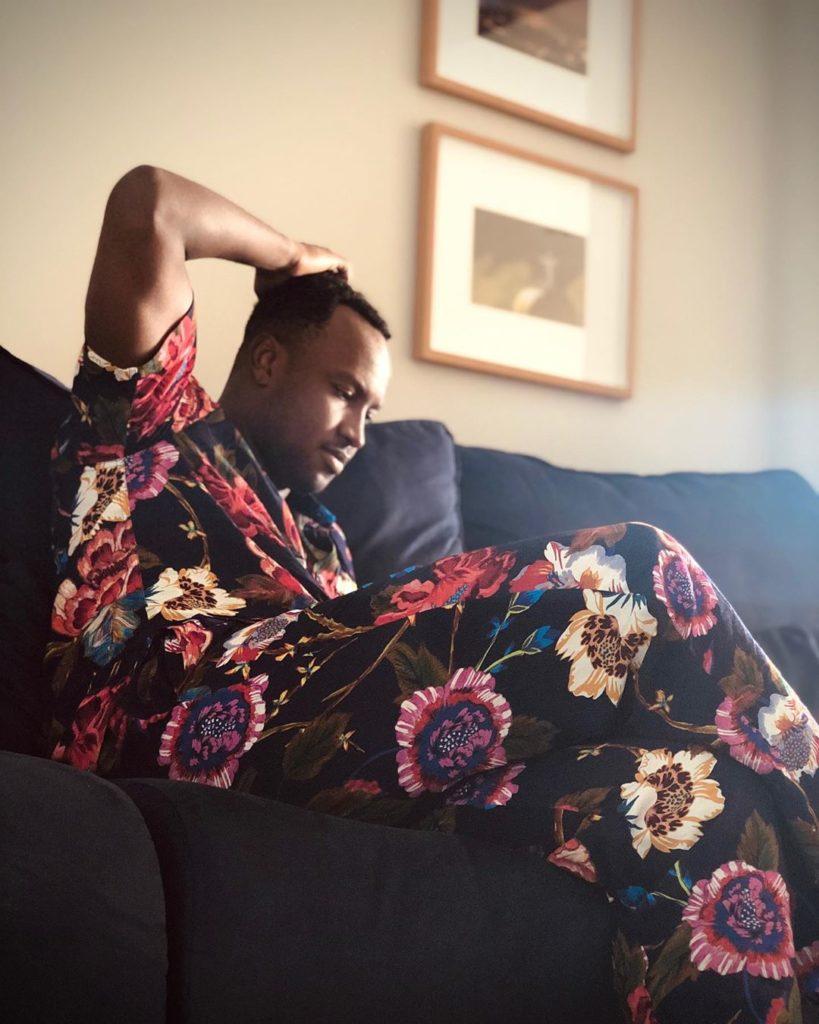 Pagodeiro de pijama (Foto: Reprodução)