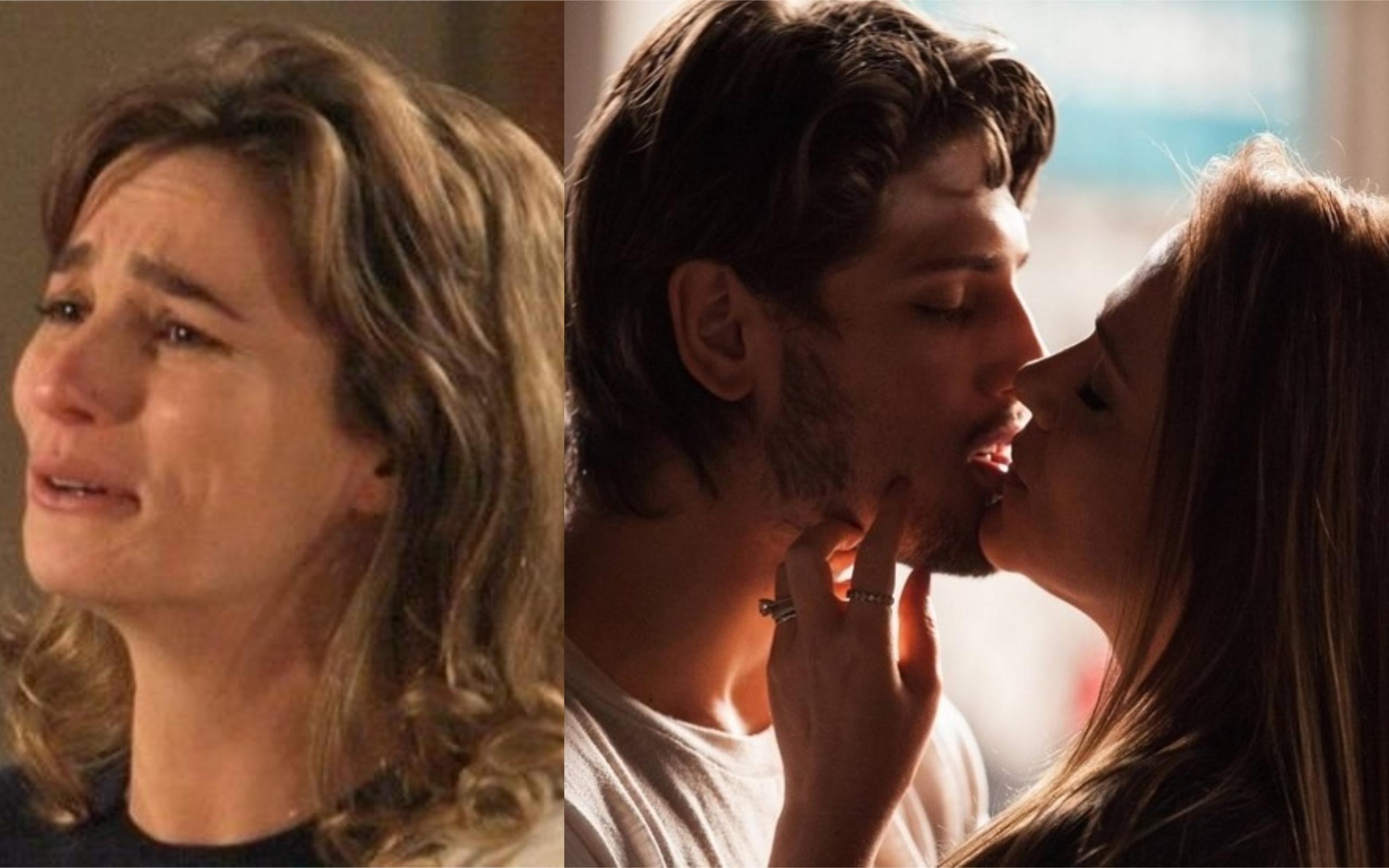 Sofia vai flagrar Lili e Rafael juntos em Totalmente Demais (Foto: Divulgação)
