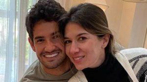 Alexandre Pato é casado com Rebeca Abravanel. (Foto: Reprodução)