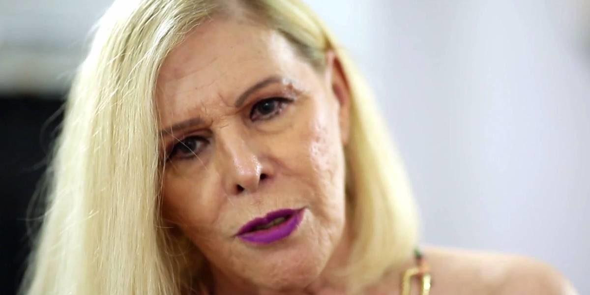 Vanusa foi diagnosticada com Alzheimer e foi internada (Foto: Reprodução)