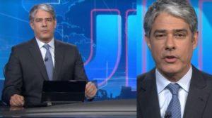William Bonner estaria fora da Globo - Foto: Montagem