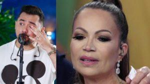 Xand Avião e Solange Almeida (Foto: Youtube/TV Globo)
