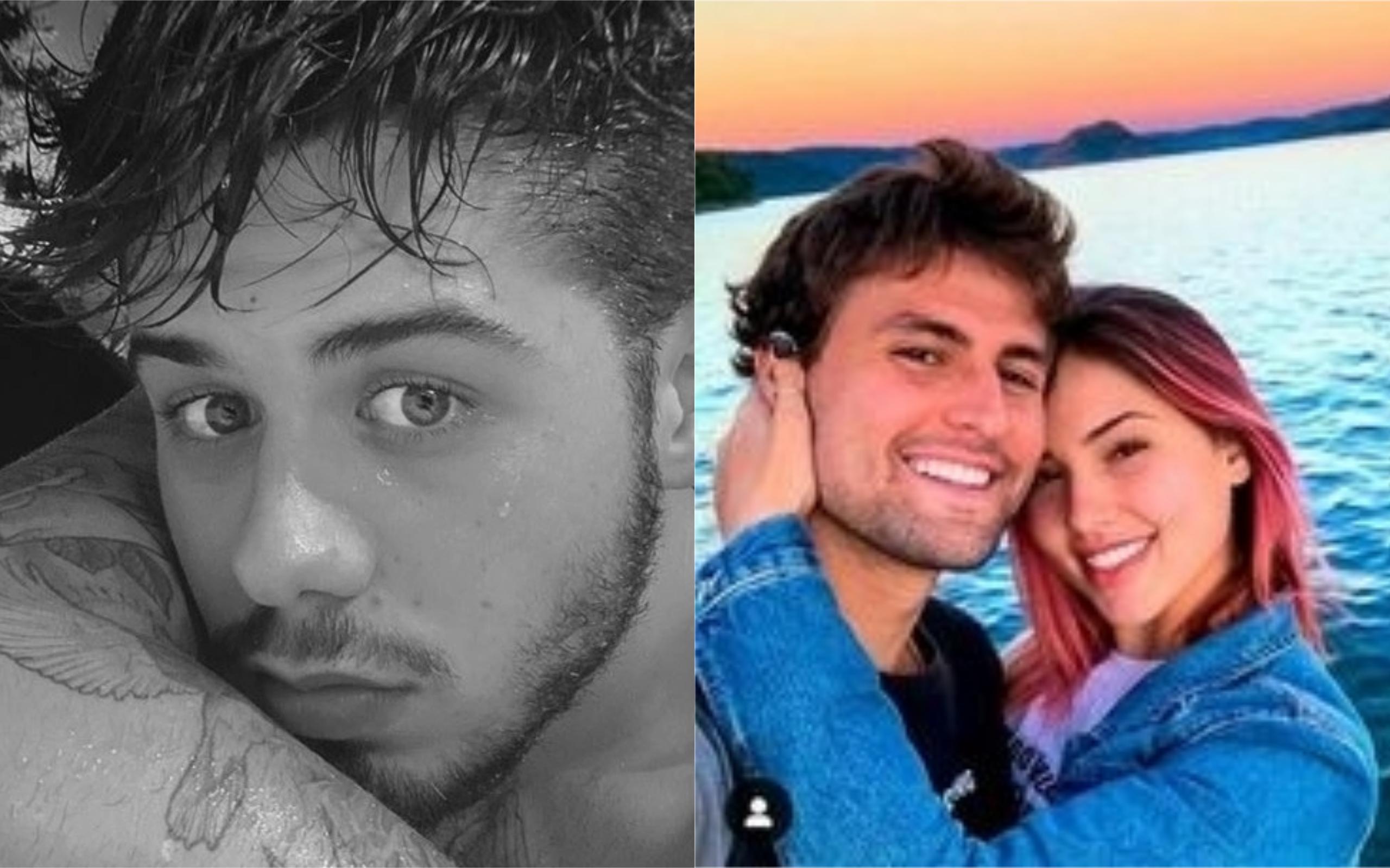 Zé Felipe e a namorada, Virginia Fonseca (Foto: Divulgação)