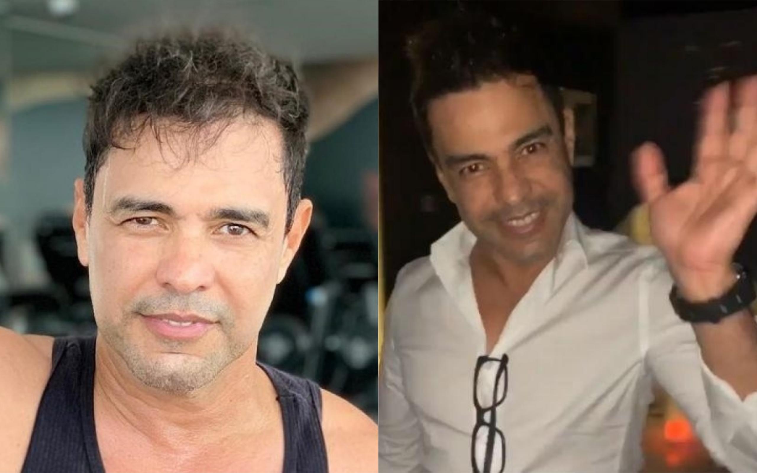 O cantor sertanejo Zezé di Camargo recebeu previsão de vidente (Foto; Divulgação)
