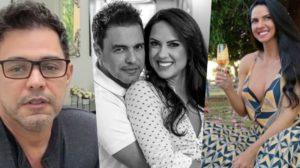 Zezé di Camargo e Graciele Lacerda são noivos (Foto: montagem)
