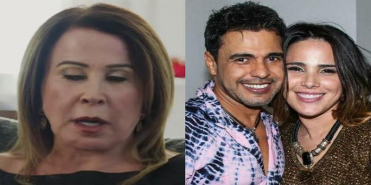Wanessa ficou contra Zilu e Zezé (Foto: Divulgação)