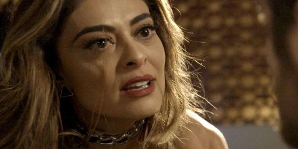 Juliana Paes deu um show como Bibi Perigosa de A Força do Querer