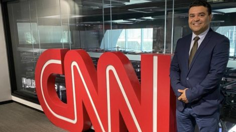 Roberto Nonato deixou a Globo após 30 anos (foto: Divulgação/CNN Brasil)