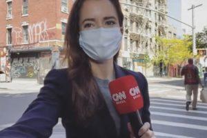 Luiza Duarte foi demitida da CNN Brasil (foto: Reprodução/Instagram)