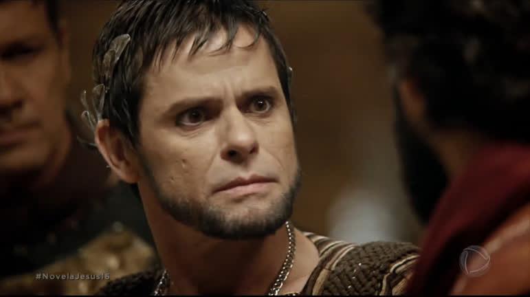 Antipas foi interpretado por Marcos Winter na novela Jesus