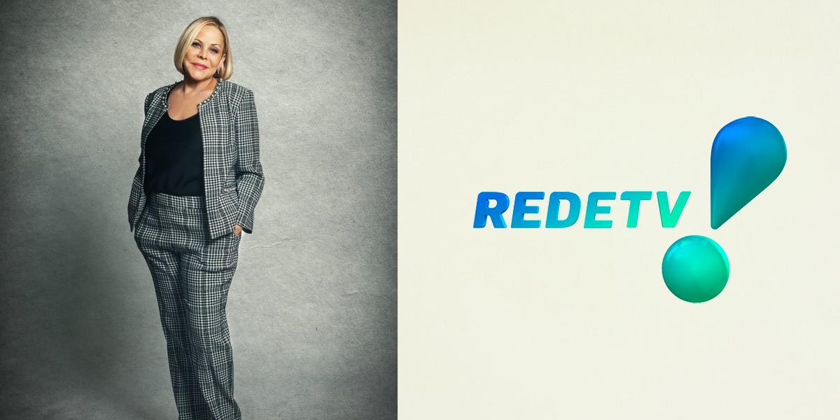 Claudete deve assinar com a RedeTV! (Foto: Juan Ribeiro/Montagem)
