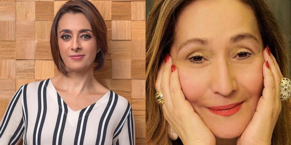 Catia Fonseca, Sonia Abrão