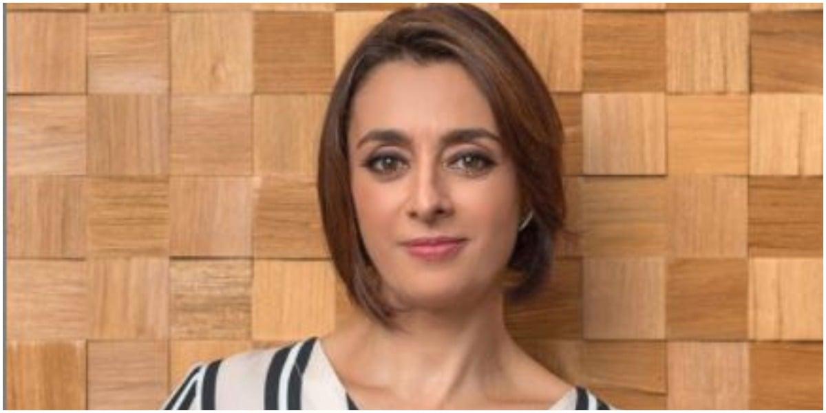 Catia Fonseca volta à TV Gazeta (Foto: Reprodução)