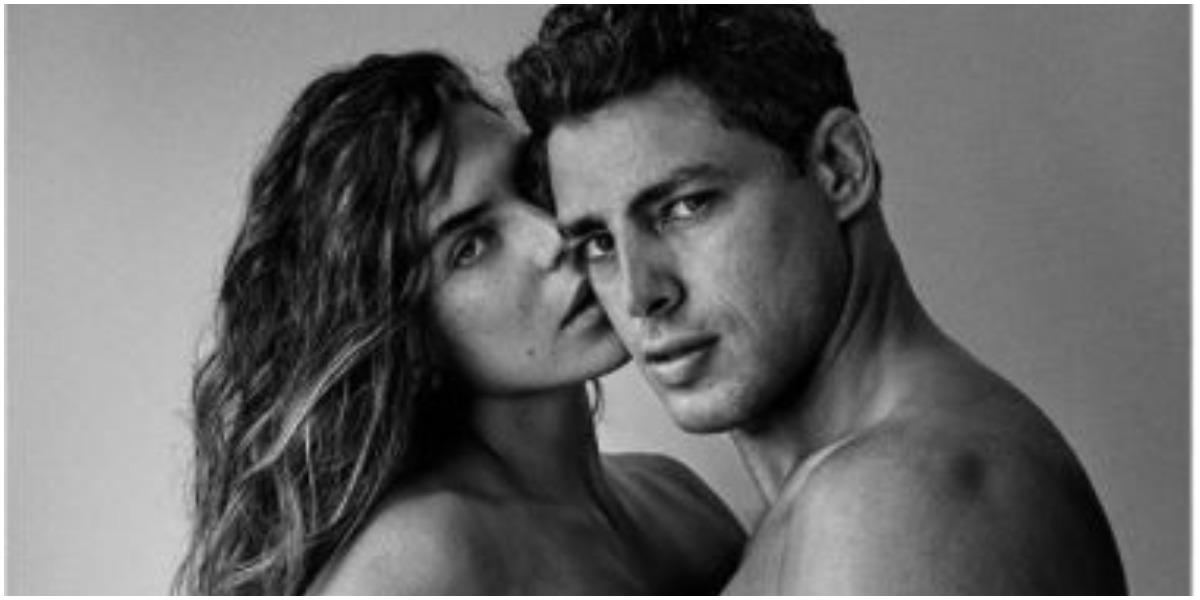 Mariana Goldfarb e Cauã Reymond (Foto: Instagram)