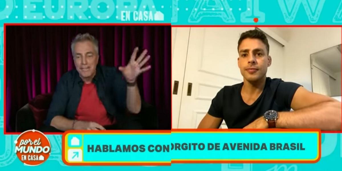 Em entrevista, ator Cauã Reymond anuncia novo projeto e declara nova carreira (Foto: Reprodução/YouTuber)