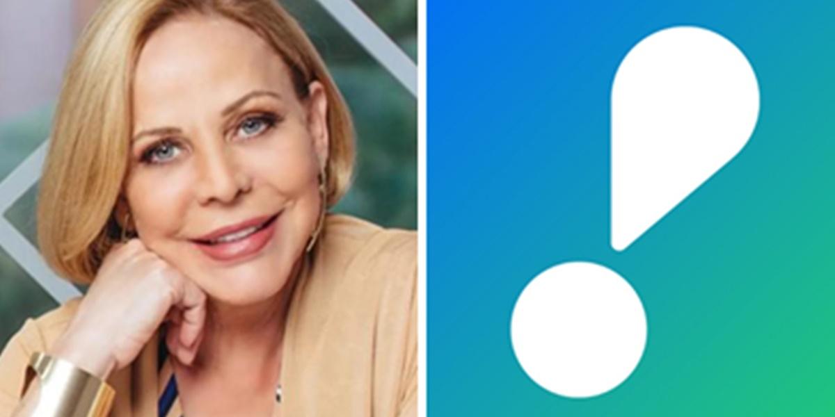 Claudete Troiano é a mais nova contratada da RedeTV! (Imagem: Montagem/TV Foco)