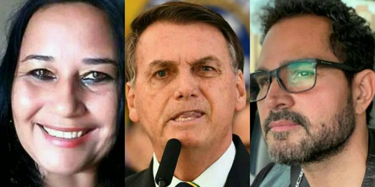 Cleo Loyola, ex de Luciano, fala sobre Jair Bolsonaro nas redes sociais (Foto: Reprodução)