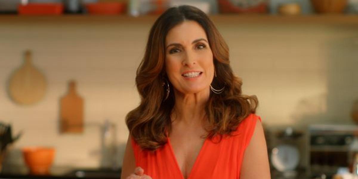Fátima Bernardes voltou a estrelar comercial da Seara (Foto: Reprodução)