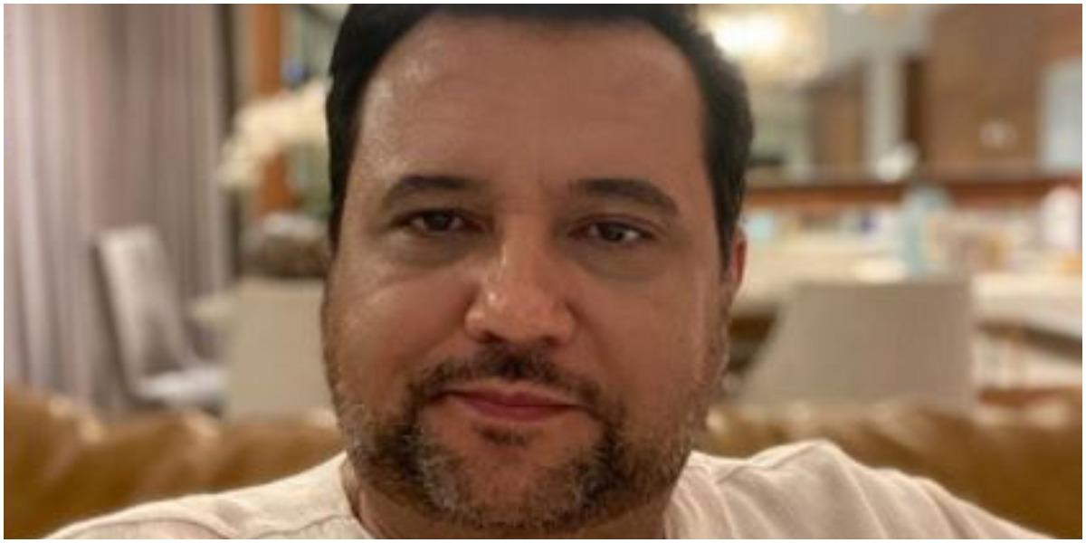 Geraldo Luís (Foto: Instagram)