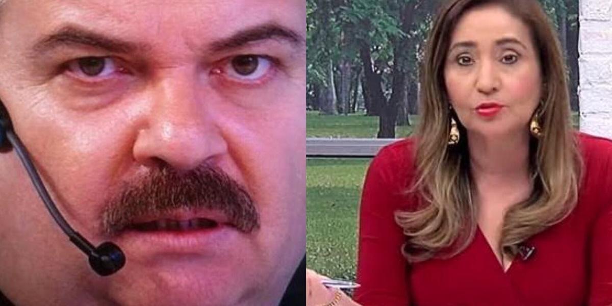 Gilberto Barros, Sonia Abrão