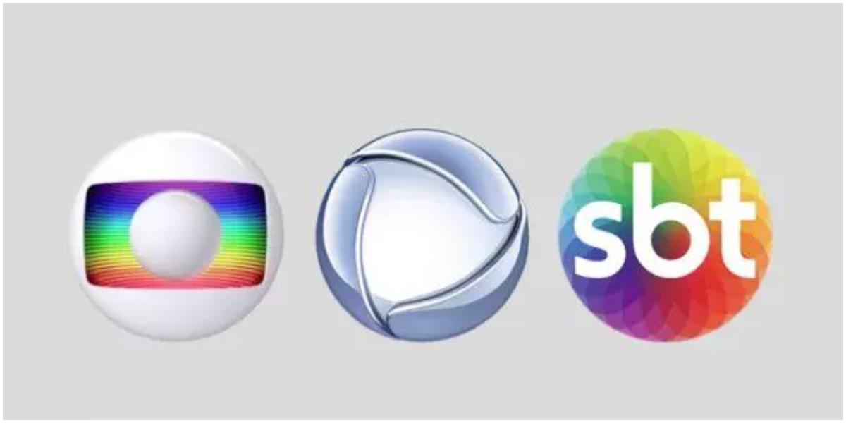 Globo, SBT e Record (Foto: Reprodução)