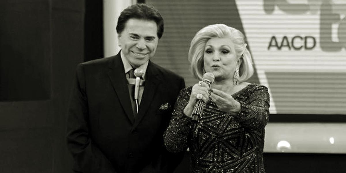 Hebe Camargo, Silvio Santos