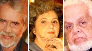 Atores de Kubanacan que já morreram (Foto: Montagem/TV Foco)